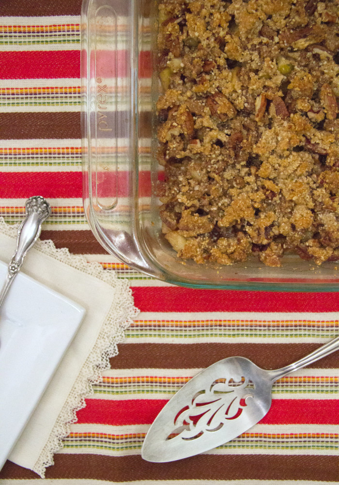 Grain-Free Apple Pecan Breakfast Bake Recipe
