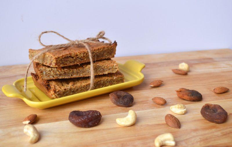 Apricot Snack Bars Recipe
