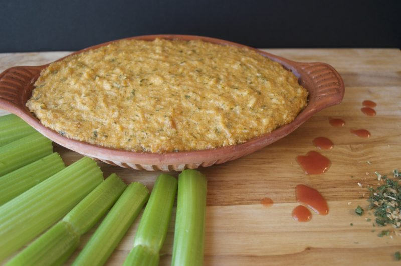 Buffalo Ranch Dip Recipe