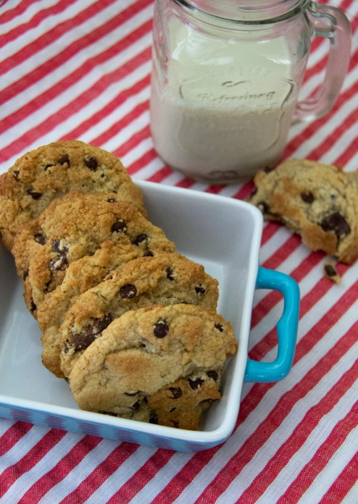 Dunkable Chocolate Chip Cookies Recipe