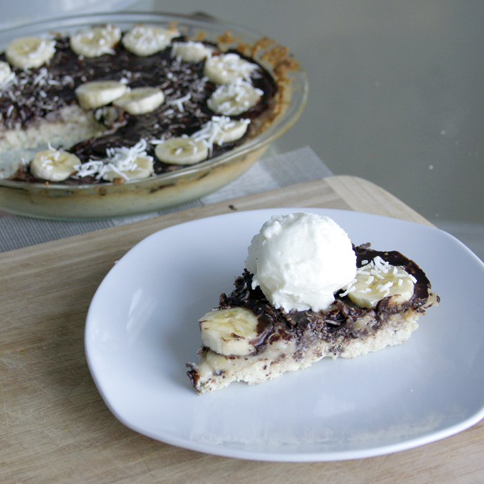 Banana Split Pie Recipe