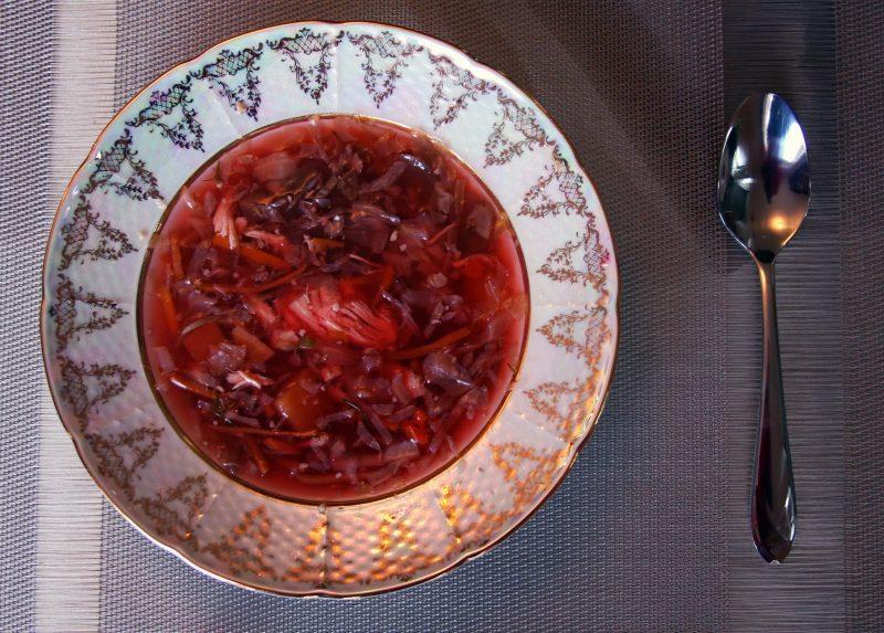 Sorta Russian Soup Recipe