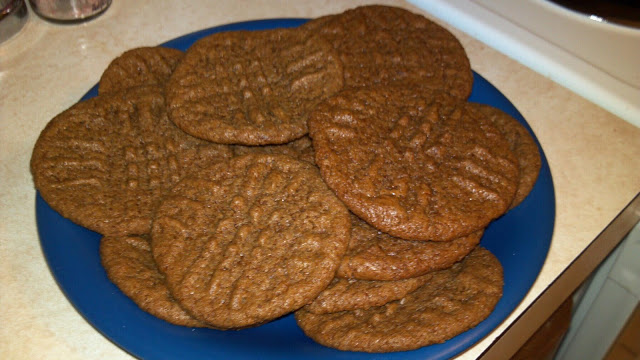 Sunbutter Cookies Recipe