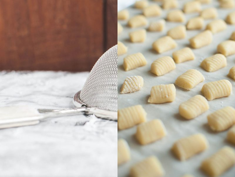Roasted Sweet Potato Gnocchi Recipe