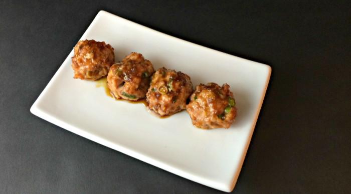 AIP Teriyaki Meatballs