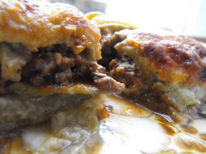 Aubergine Lasagna Recipe