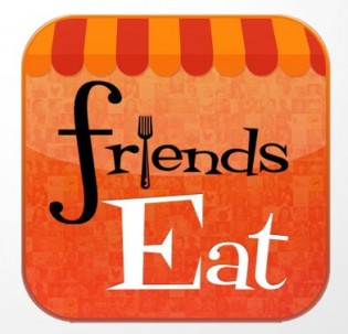 Friends Eat logo