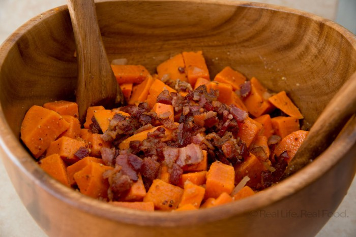 German Sweet Potato Salad Recipe