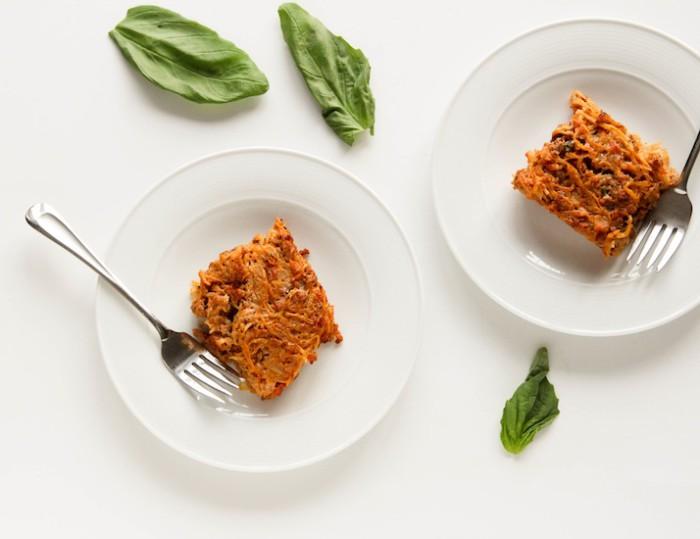 """Baked """"Spaghetti"""" Recipe"""