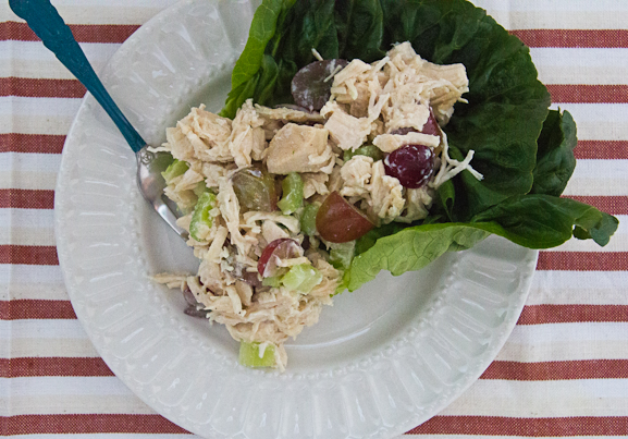 Greek-Style Chicken Salad Recipe
