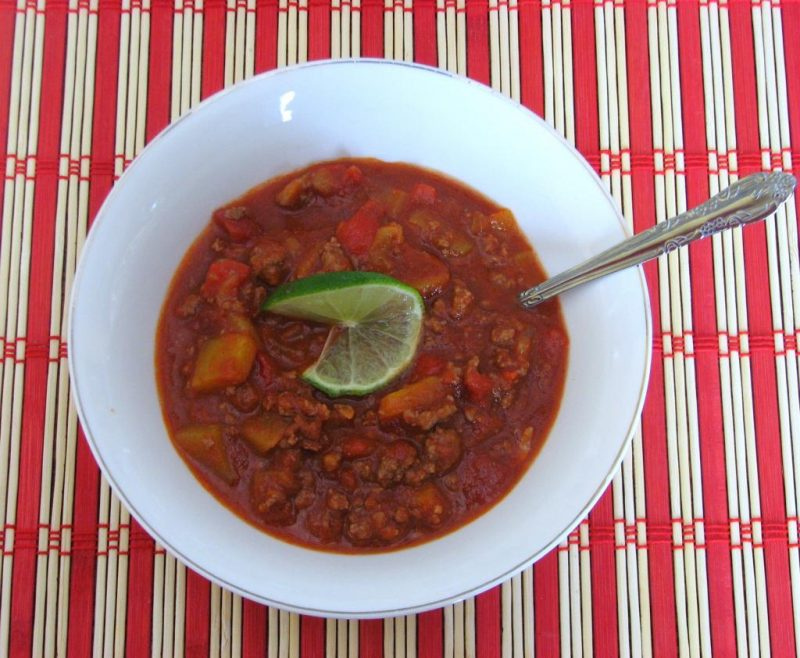 Mango Chili Recipe
