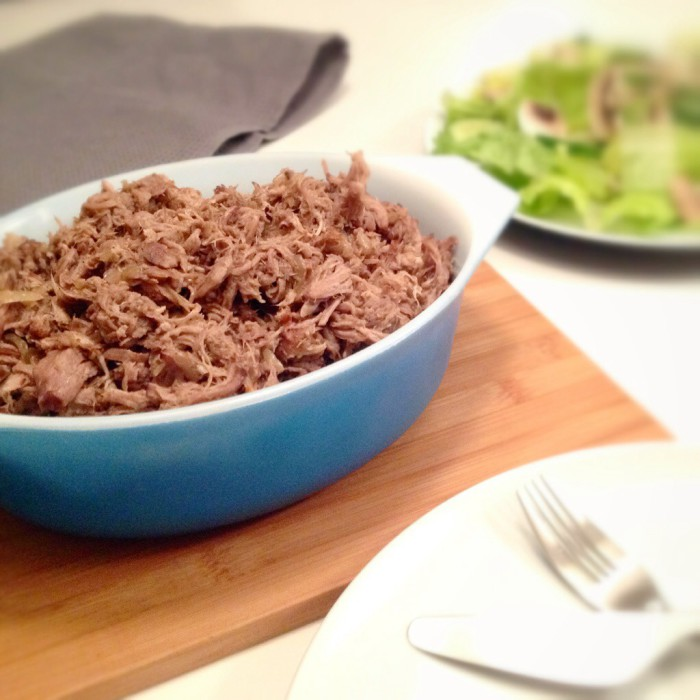Pulled Pork Recipe