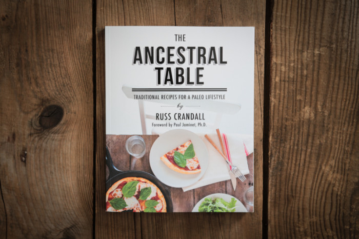 The Ancestral Table Paleo Cookbook Cover
