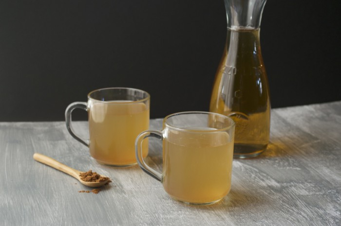 Cinnamon Apple Kombucha Recipe