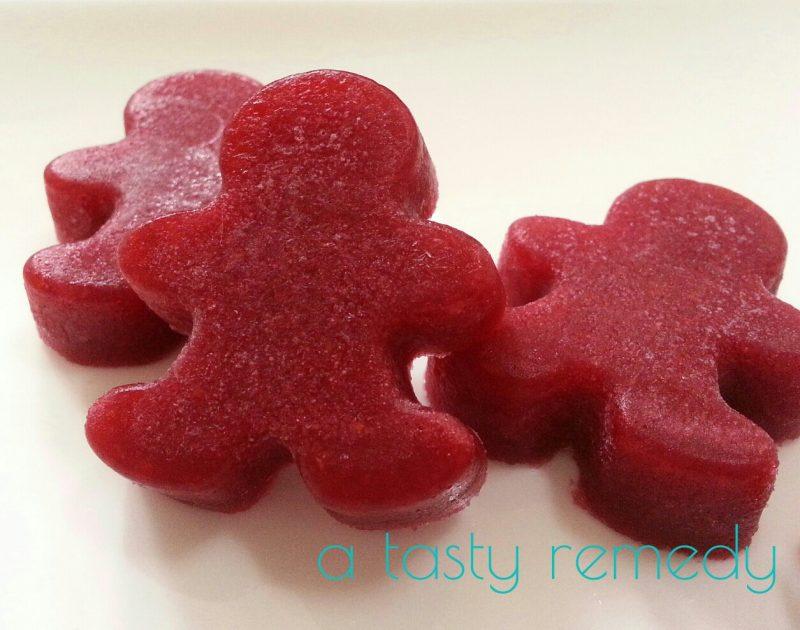 Cranberry-Orange Gummies Recipe