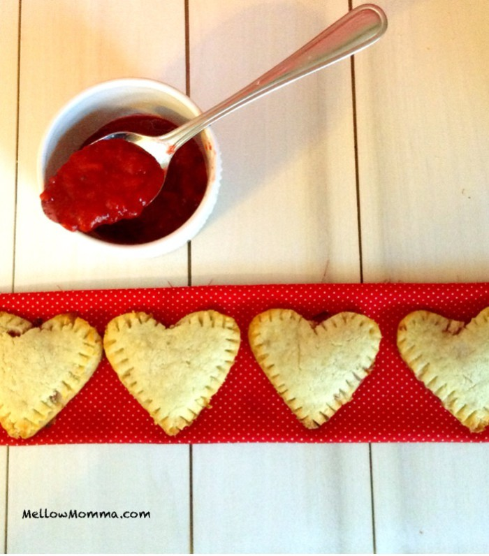 Valentine's Pop Tarts Recipe