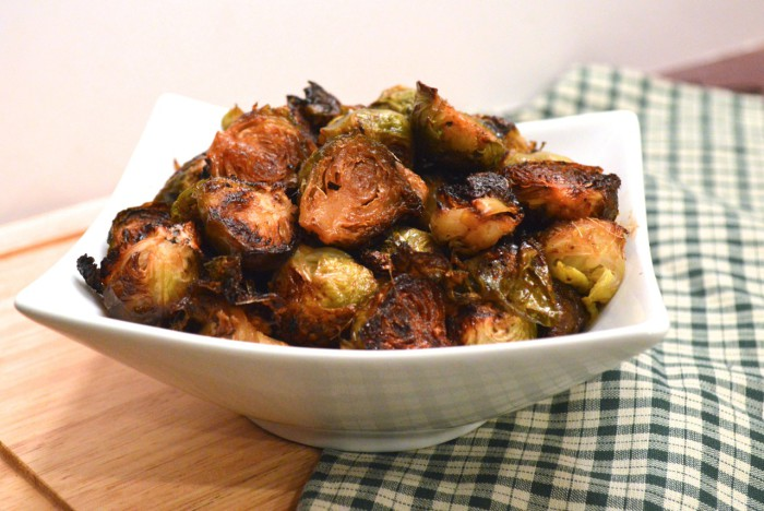 Umami Brussels Sprouts Recipe