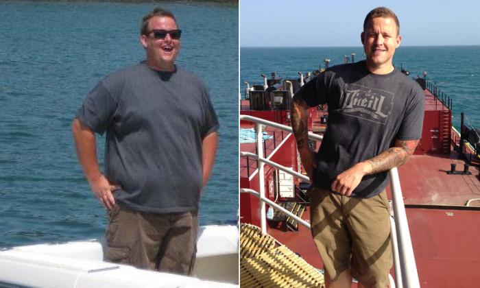 John Mack before and after photos