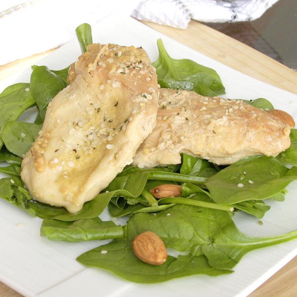 Golden Honey-Mustard Chicken Recipe