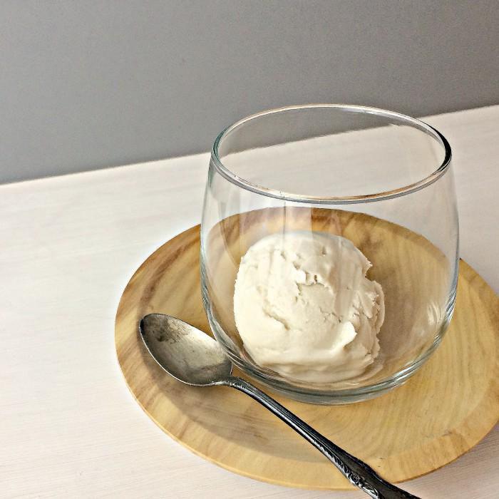 AIP salted caramel ice cream