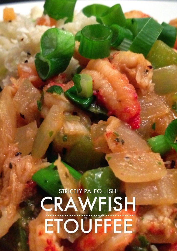 Crawfish Etouffee Recipe