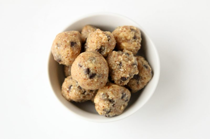 Paleo Cookie Dough Recipe
