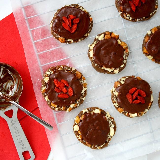 Hazelnut Caramel Clusters Recipe