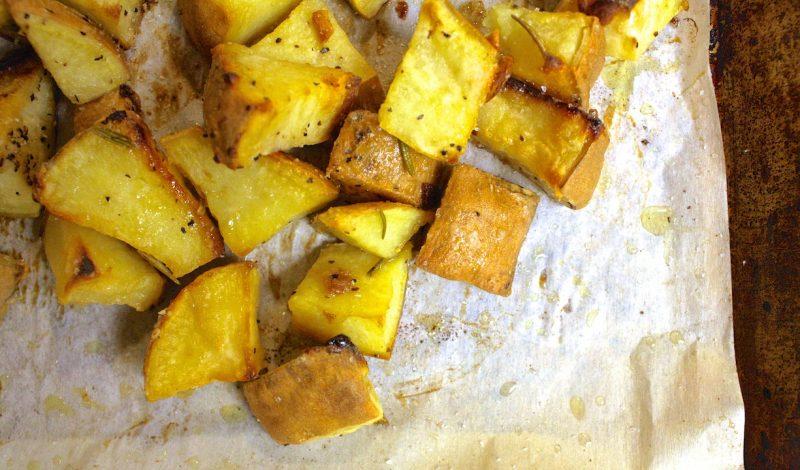 Rosemary Sweet Potatoes Recipe