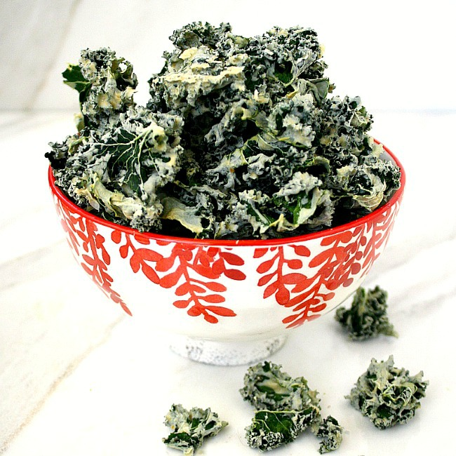 Habanero Kale Chips Recipe
