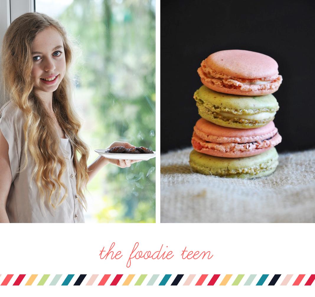 The Foodie Teen Promo Image