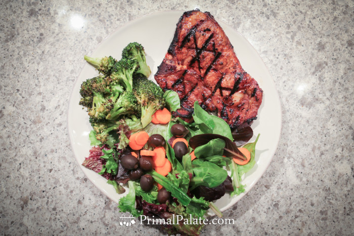 30 Day Guide to Paleo Cooking - Day 1 Dinner