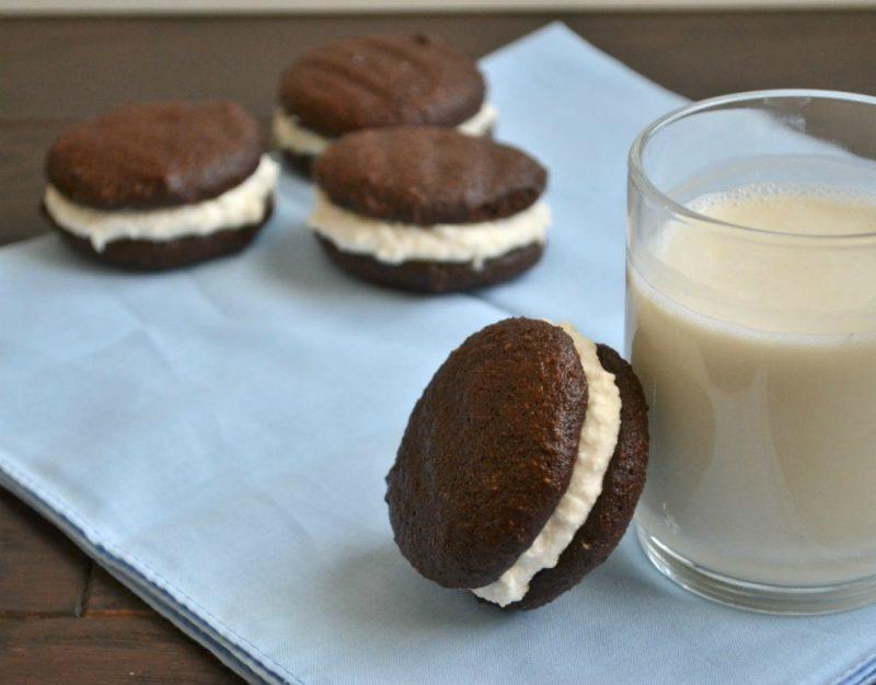 Oreo Cream Pies Recipe