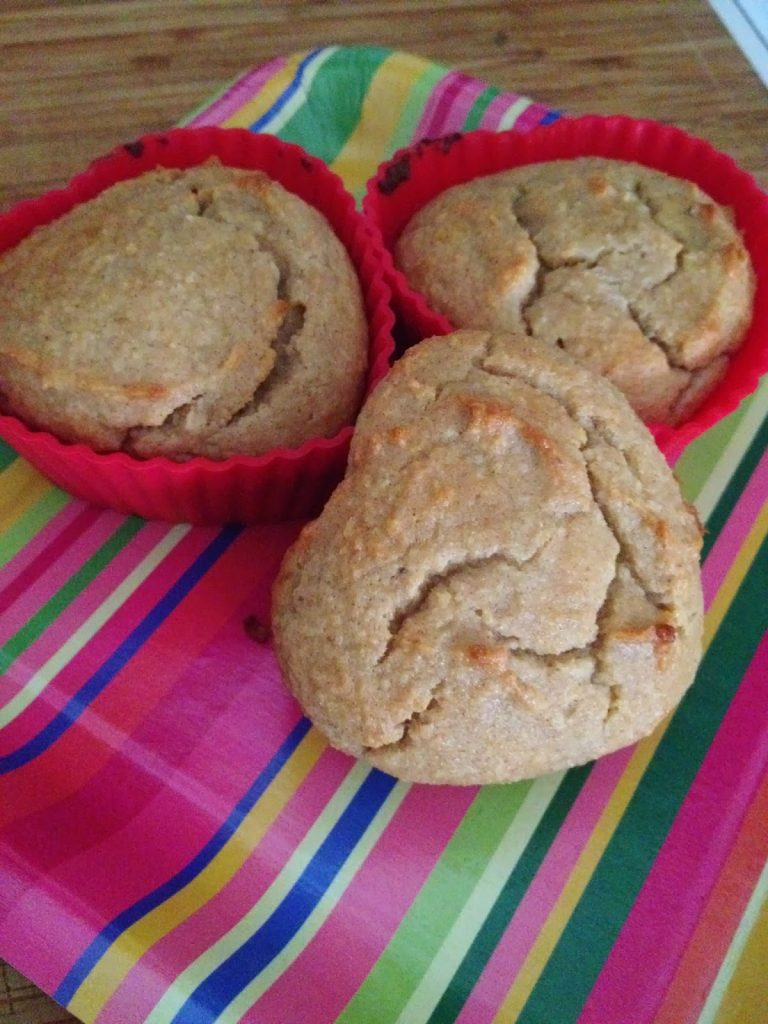5-Ingredient Simple Banana Bread Muffins Recipe