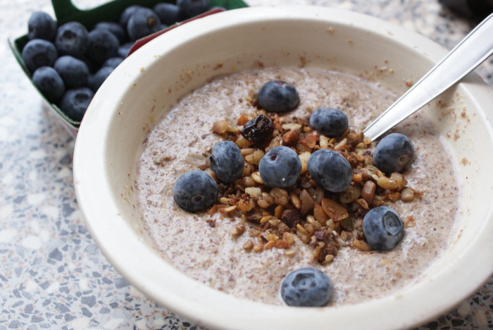 Grain-free Morning Porridge Recipe