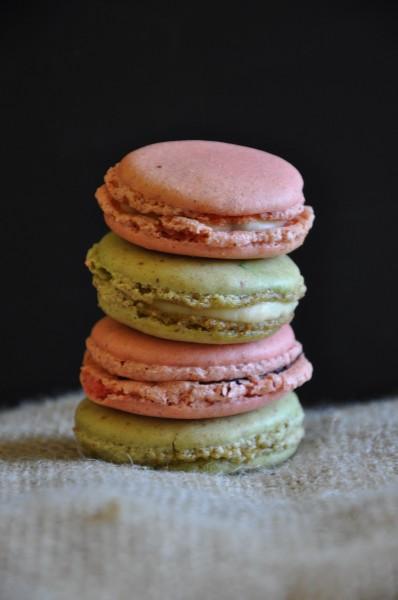 Paleo French macarons