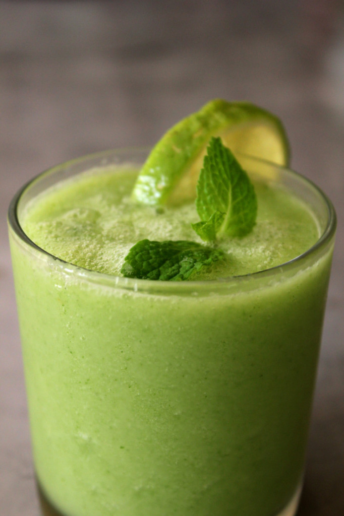Brazilian Love Green Smoothie