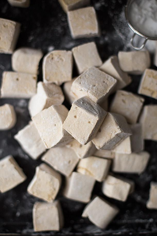 Vanilla Bean Coffee Marshmallows Recipe