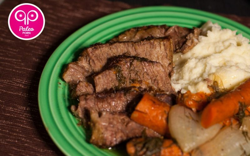 Paleo Pot Roast Recipe