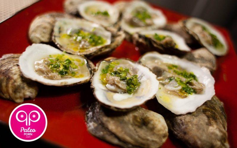 Paleo Raw Oysters Recipe