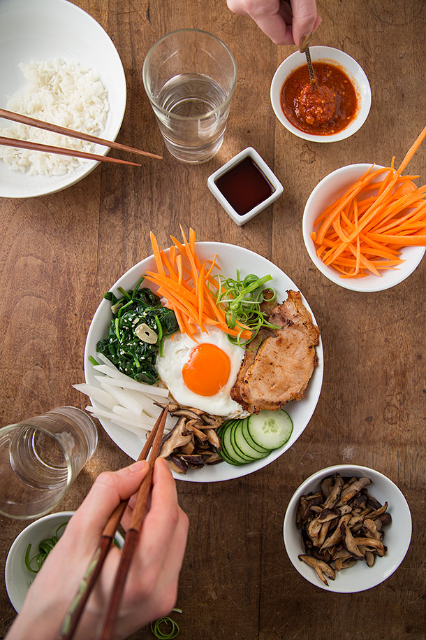Bibimbap - Primal Palate | Paleo Recipes
