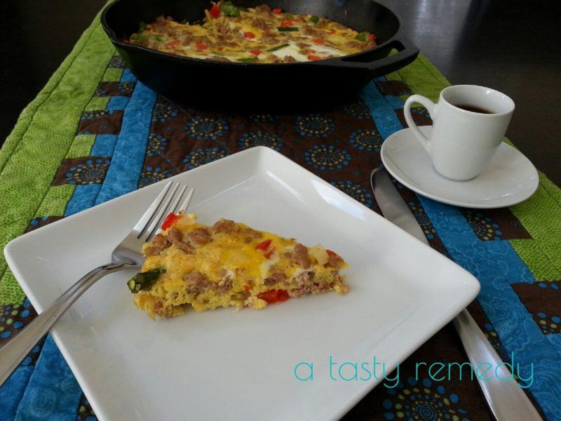 Simple Breakfast Skillet Recipe