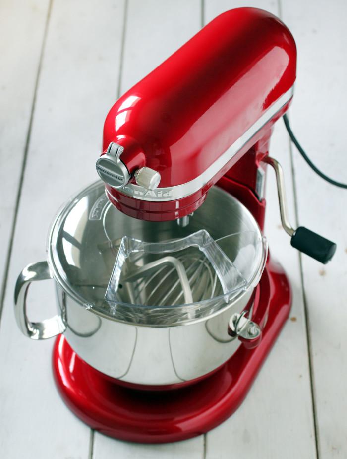 7qt kitchenaid mixer