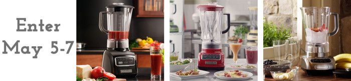 KitchenAid Giveaway Blender