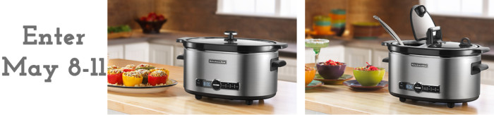 KitchenAid Giveaway slow cooker