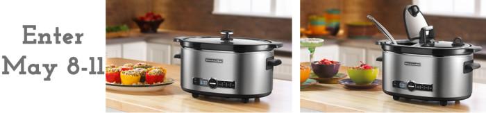 KitchenAid Giveaway slow cooker