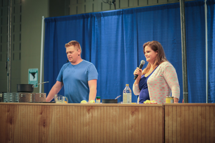 Sean and Suzanne from Pastured Kitchen