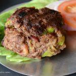Bacon Avocado and Jalapeno Burgers