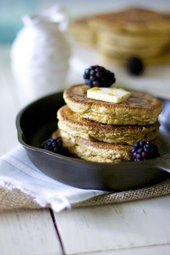 Souffle Spice Pancakes Recipe
