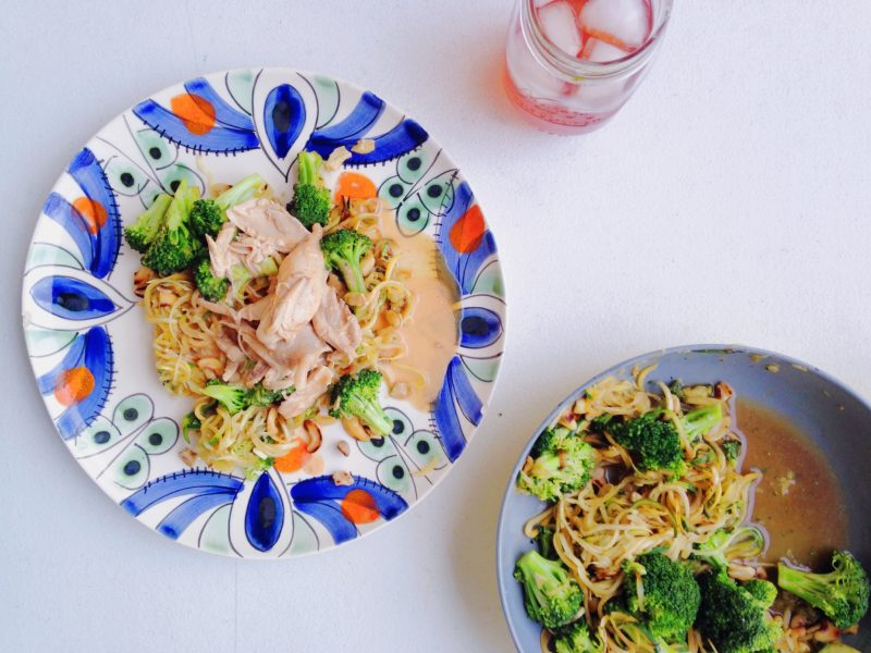 Thai on Thursday Recipe
