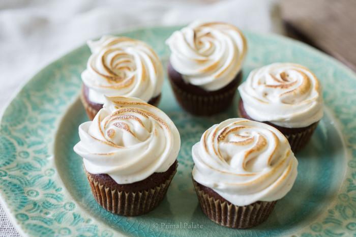 Marshmallow Cupcakes-2